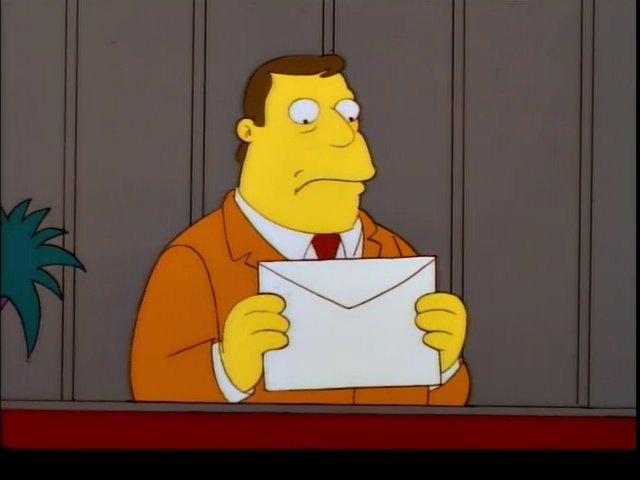 Nuclear Employee 1 (Who Shot Mr. Burns?)