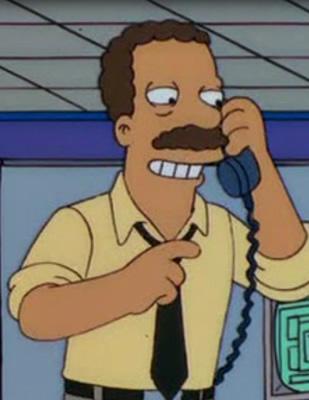 Vendedor de Assinaturas de O Comércio de Springfield