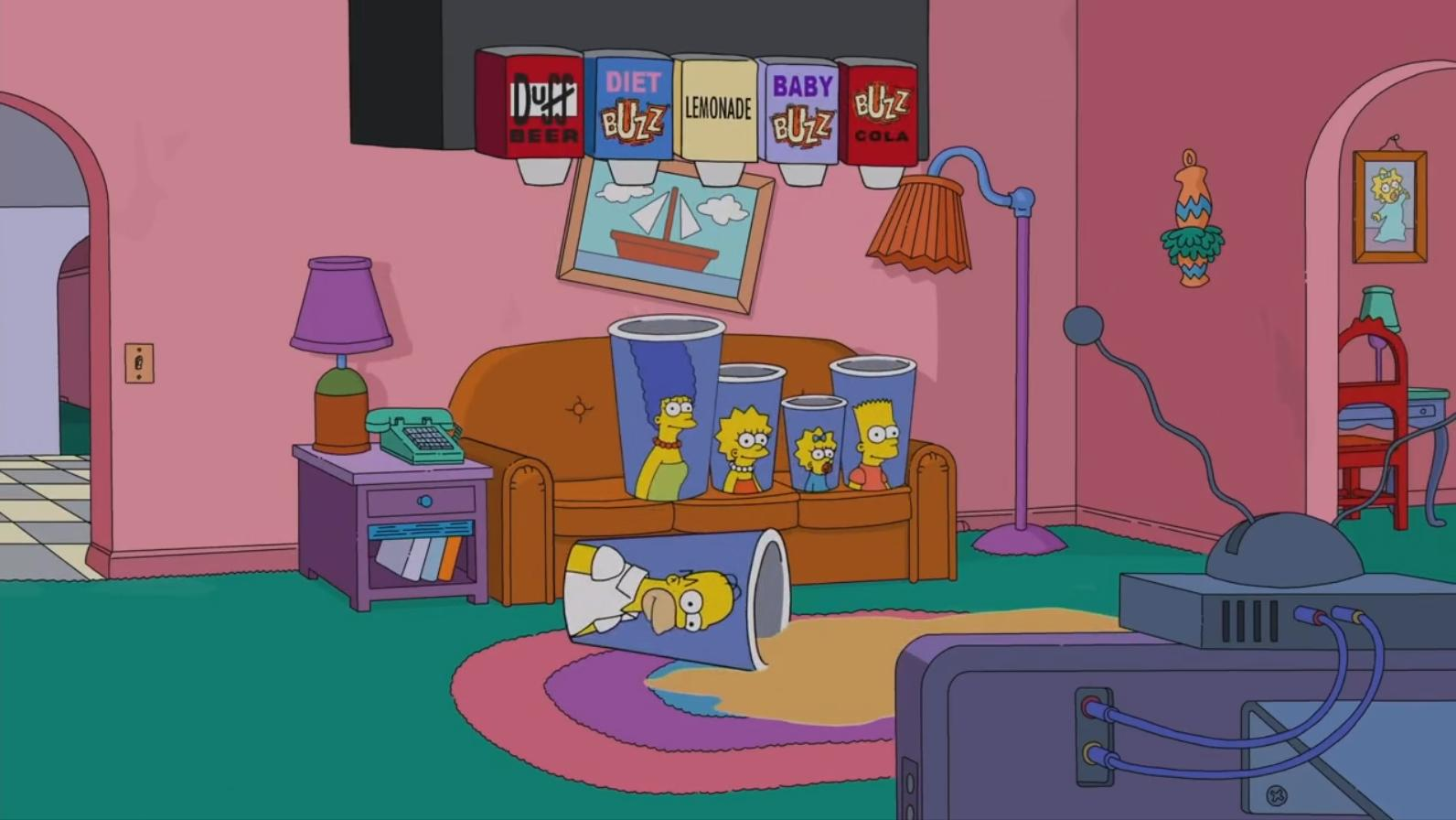 Category Couch Gags Simpsons Wiki Fandom