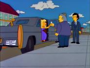 Fat Tony's Last Scene in Bart the Murderer