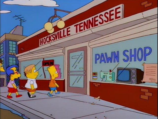 Hocksville Tennessee
