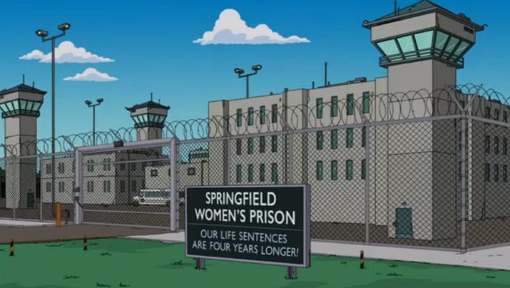 Springfield Women's Prison