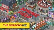 """THE SIMPSONS Spring Field from """"The Girl Code"""" ANIMATION on FOX"""