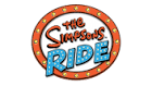 The Simpsons Ride Logo