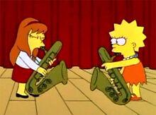 Lisa allison briga sax