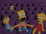 O filme assustador