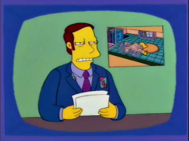 Reporter (Homer Badman)