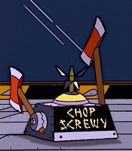 Chop Screwy