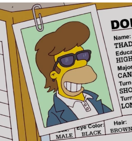 Thad Supersperman