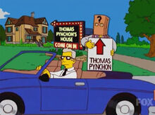 Thomas pynchon placa carro2