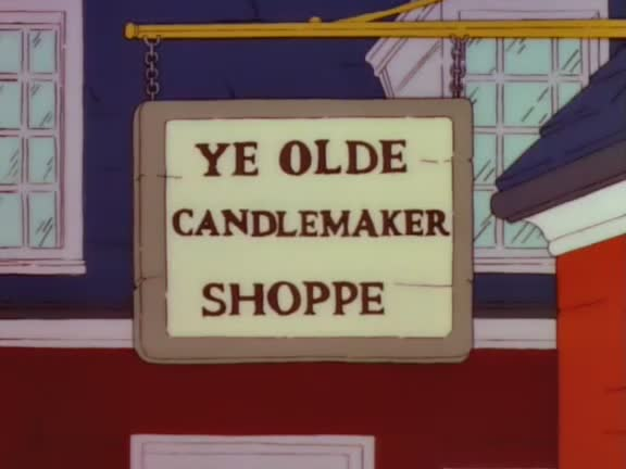 Ye Olde Candlemaker Shoppe