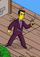 Johnny Tightlips Dodging Bullets
