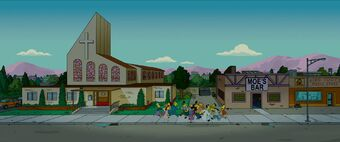 The Simpsons Movie References Simpsons Wiki Fandom