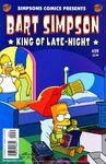 Bart Simpson-King Of Late-Night