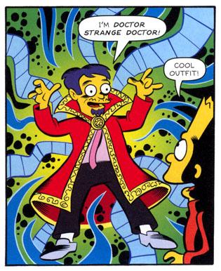 Doctor Strange Doctor