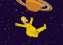 Homer arrebatado