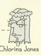 Chlorina Jones