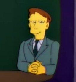 Reporter (Deep Space Homer)