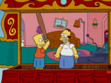 Puppet Show couch gag