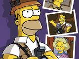 Homer, o Paparazzi