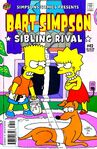 Bart Simpson-Sibling Rival