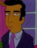 Johnny Tightlips' Very First Appearance in the Series