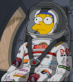Marge spacesuit