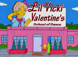 Lil' Vicki Valentine's School of Dance