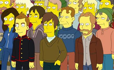 """Banda islandesa Sigur Rós fará participação nos """"Simpsons"""""""