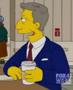 Springfield Station Man