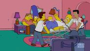 The Blue and the Gray (Couch Gag) 3