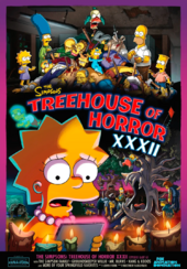 THOH XXXII Poster.png