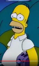 Oh Homer Simpson