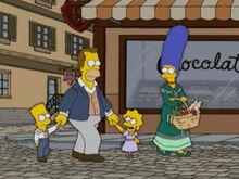 Simpsons paris 18x11