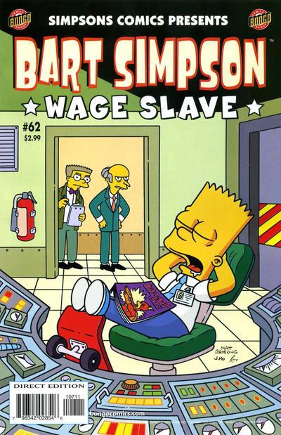 Bart Simpson Comics 62