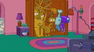 Homer Goes to Prep School (Couch Gag) 1