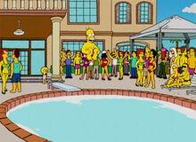 Homer big splash
