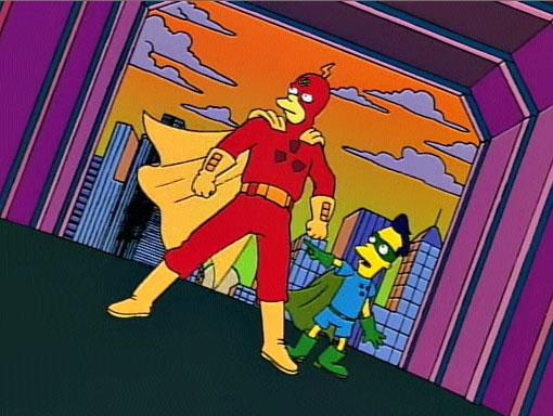 Radioactive Man (TV series)