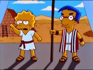 Simpsons Bible Stories 1