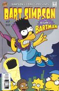 Bart Simpson-The Return of Bartman