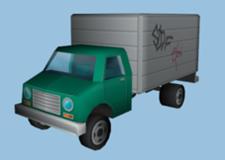 Cube Van