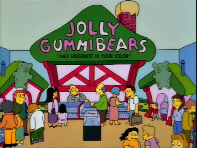Jolly Gummibears