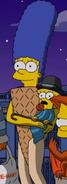 Marge Ice Cream Costume