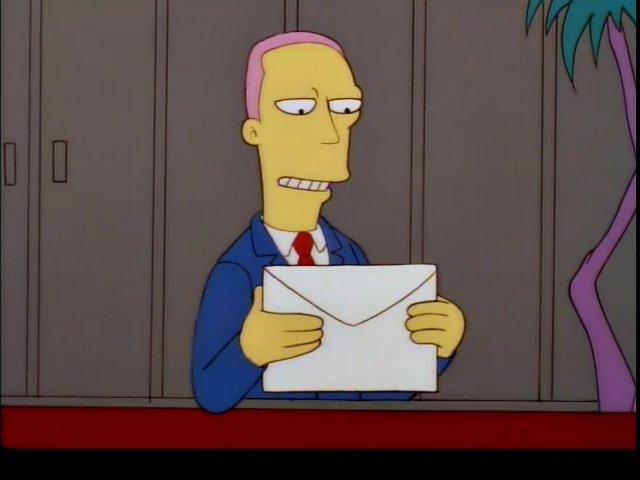 Nuclear Employee 2 (Who Shot Mr. Burns?)