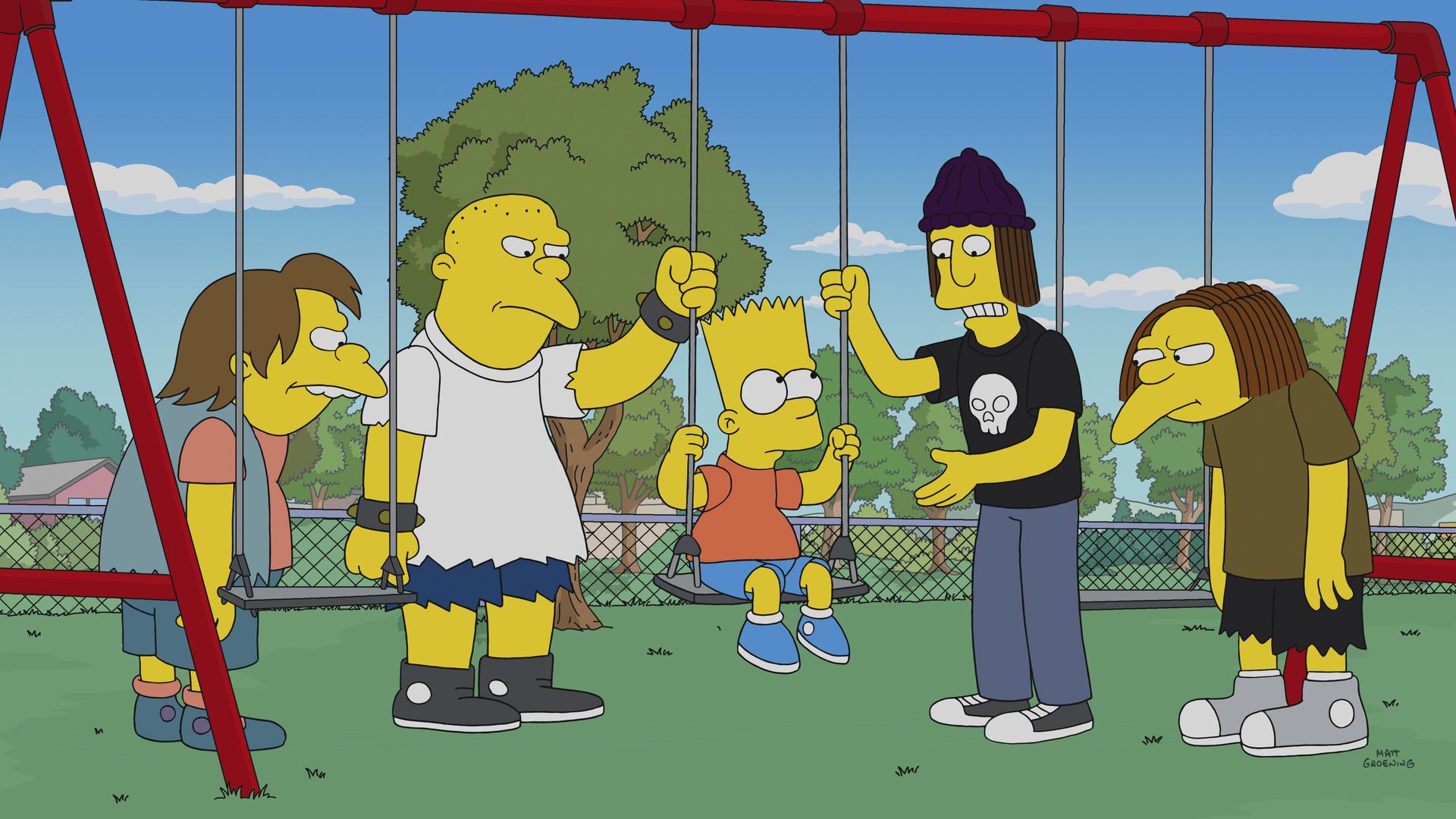 Bart não está morto