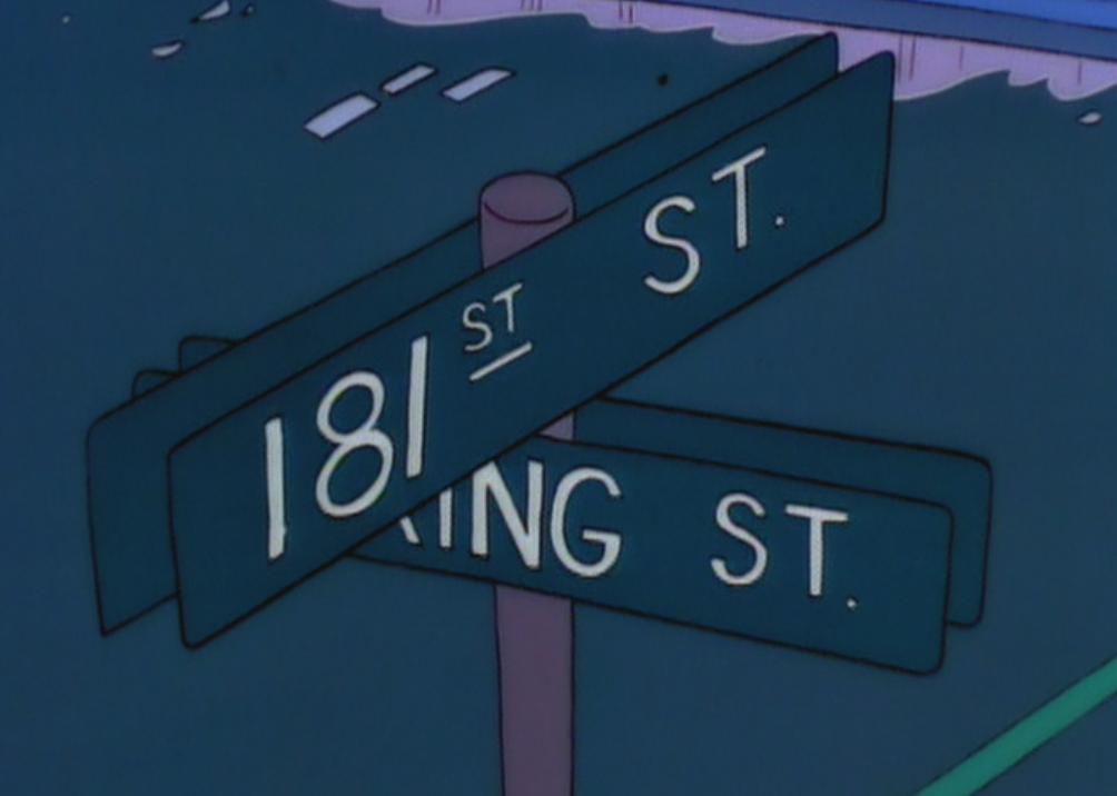181st Street