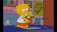 Homer and Lisa Exchange Cross Words (227)