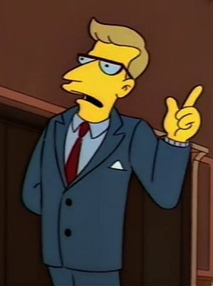 Freddy Quimby's Lawyer
