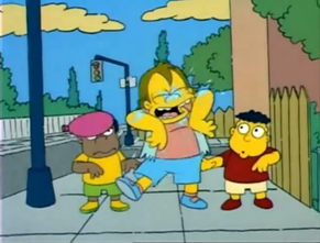 Nelson Soaked by Water Balloons (Bart the General).png