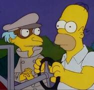 Burns i Homer